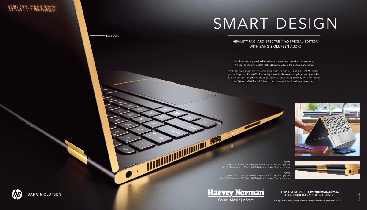 harvey norman laptop